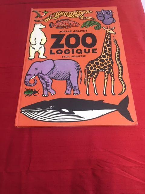 Livre enfant ZOO logique dessins animaux 0 Montreuil (93)