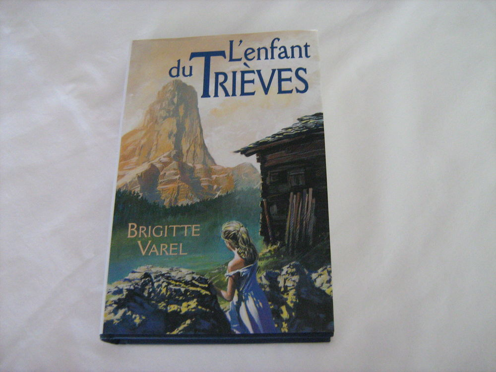 Livre L'enfant du Trièves 4 Cannes (06)