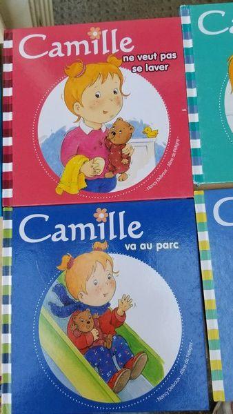 livre enfants série CAMILLE 2 Cazilhac (11)