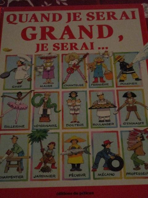 Livre enfants 5 Saint-Quentin (02)
