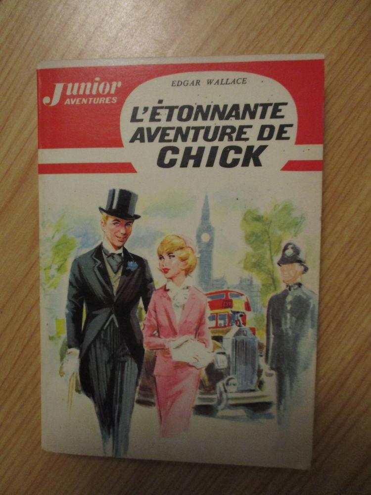 Livre  L'étonnante aventure de Chick  15 Saint-Ouen (41)