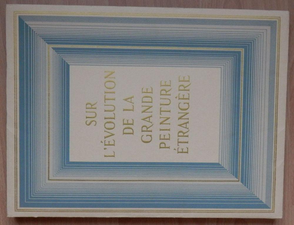 Livre : Sur l'évolution de la grande peinture Très bon état 11 Évry (91)
