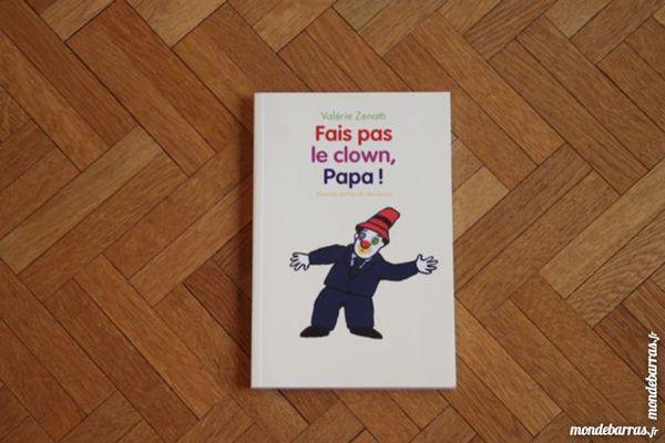 Livre  Fais pas le clown, Papa   (3) 3 Tours (37)
