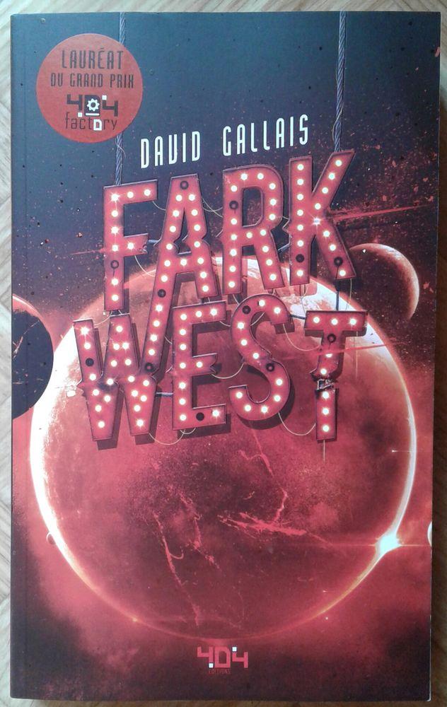 livre  Fark West  de david Gallais 10 Cramont (80)