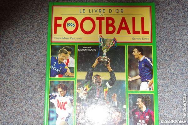 Livre d'or du Football 1996 8 Jonquières (84)