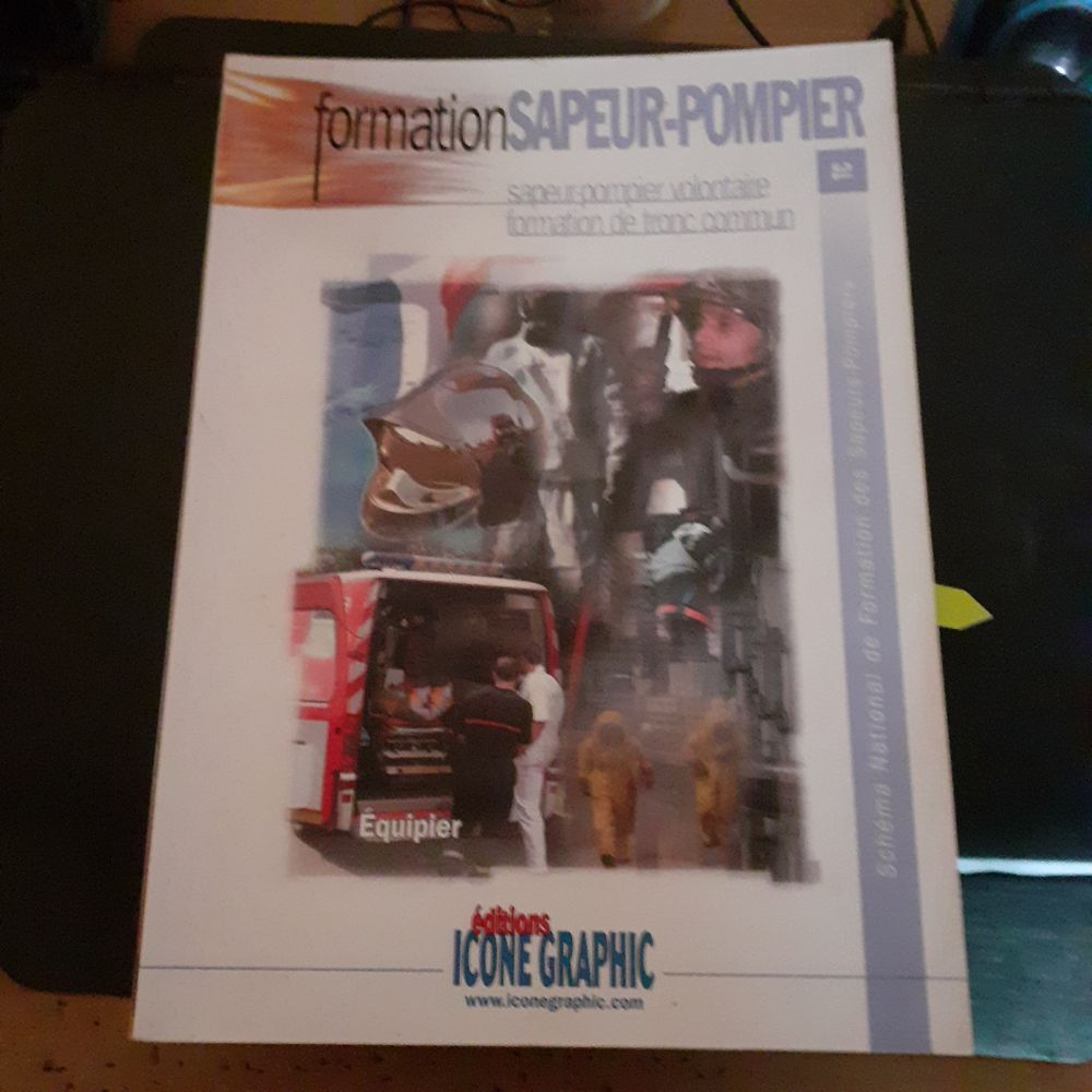 livre formation Sapeur-pompier Livres et BD