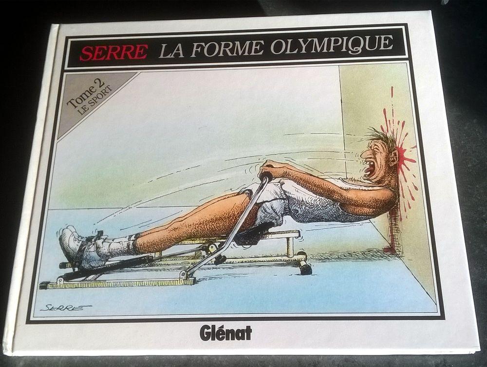 Livre 'la forme olympique  4 Roncq (59)
