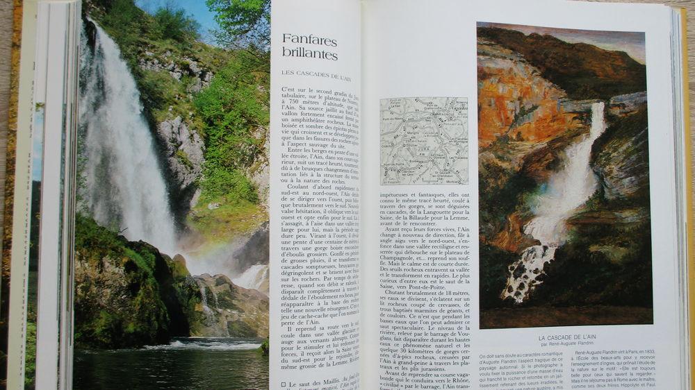 Livre   La France, paradis de la Nature . 15 Le Vernois (39)