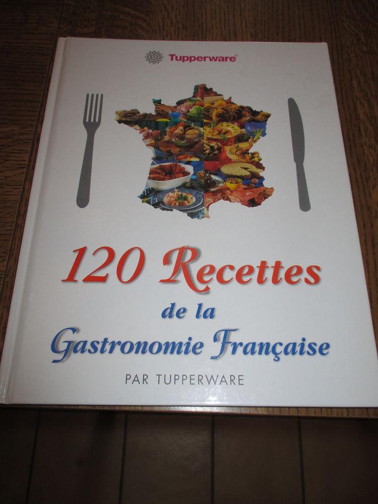 livre de la gastronomie tupperware NEUF et autres 10 Mérignies (59)