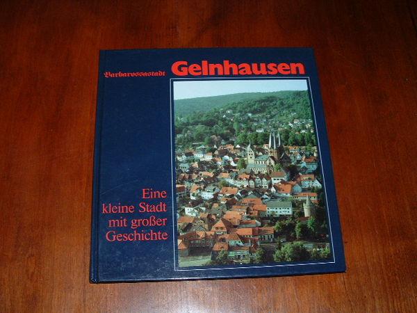 Livre sur Gelnhausen 7 Angers (49)