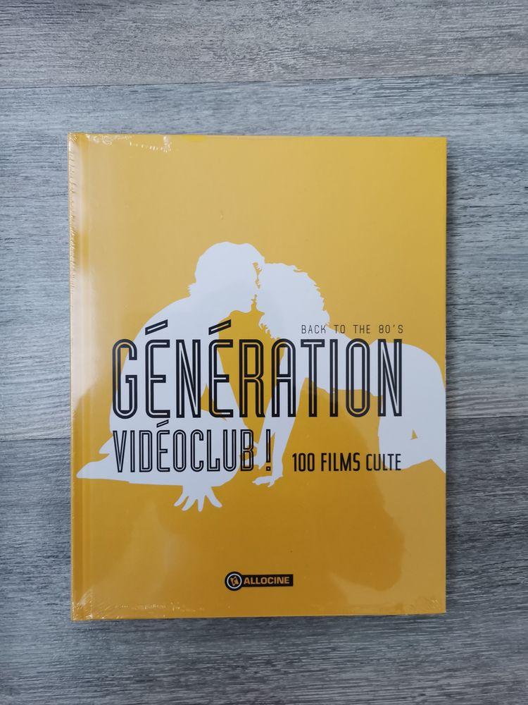 Livre Génération Vidéo Club 100 films culte Back to the 80's Neuf Non Déballé 19 Valenciennes (59)