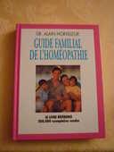 "Livre :  "" Guide familial homéopathie "" 5 Rueil-Malmaison (92)"