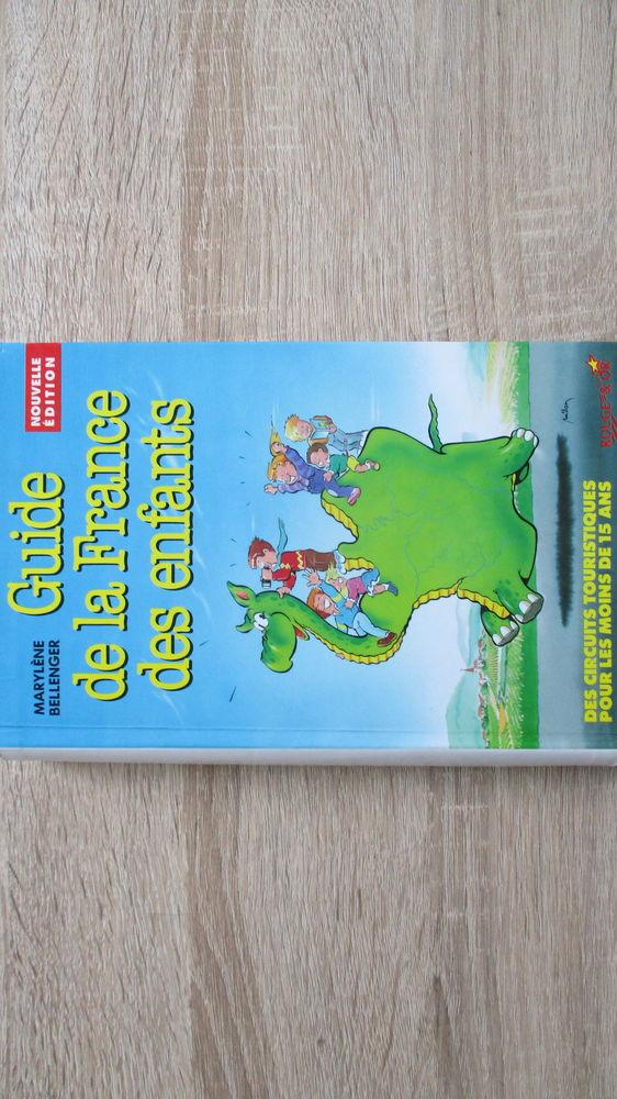 Livre  Guide de la France des Enfants  Circuits Touristiques 10 Le Vernois (39)