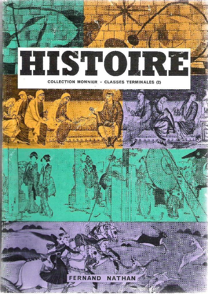 Livre D Histoire Ancien Classe Terminale