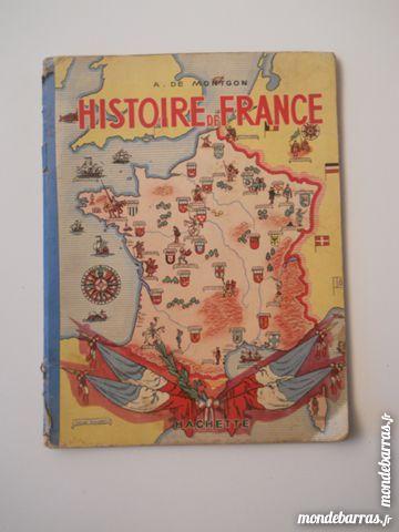 Livre histoire de France 1937 7 Wambrechies (59)