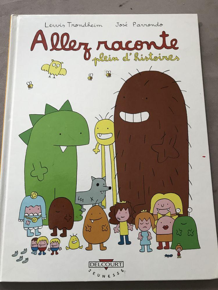livre d histoires pour enfants tome 2 ALLEZ RACONTE Livres et BD