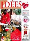 LIVRE Idées magazine N°13 Noël Décors cadeaux 2 Saint-Florentin (89)