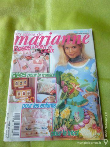 Livre«Les Idées de Marianne» Mai 1996 4 Goussainville (95)