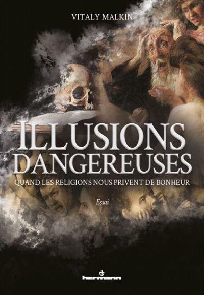 Livre   ILLUSIONS DANGEREUSES   8 Reims (51)