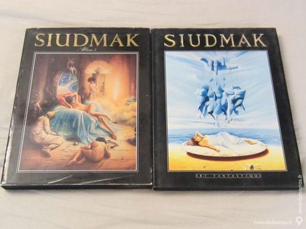 livre d'illustration de SIUDMAK 1 Grasse (06)