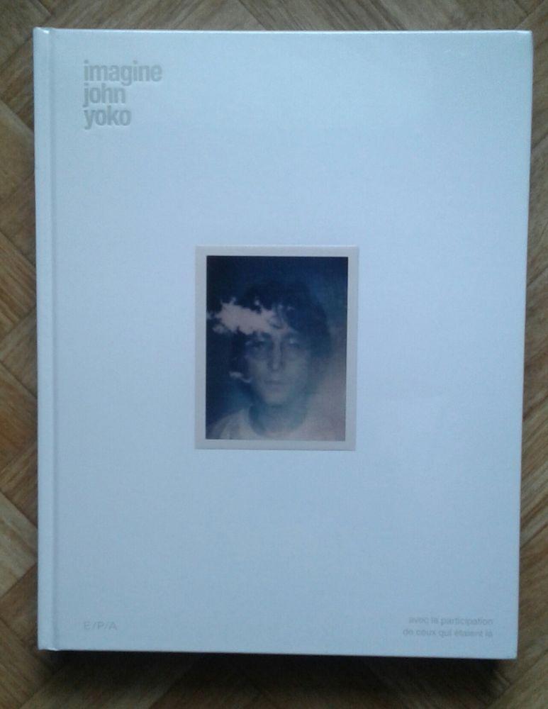 Livre imagine john Yoko (Lennon) neuf 30 Cramont (80)