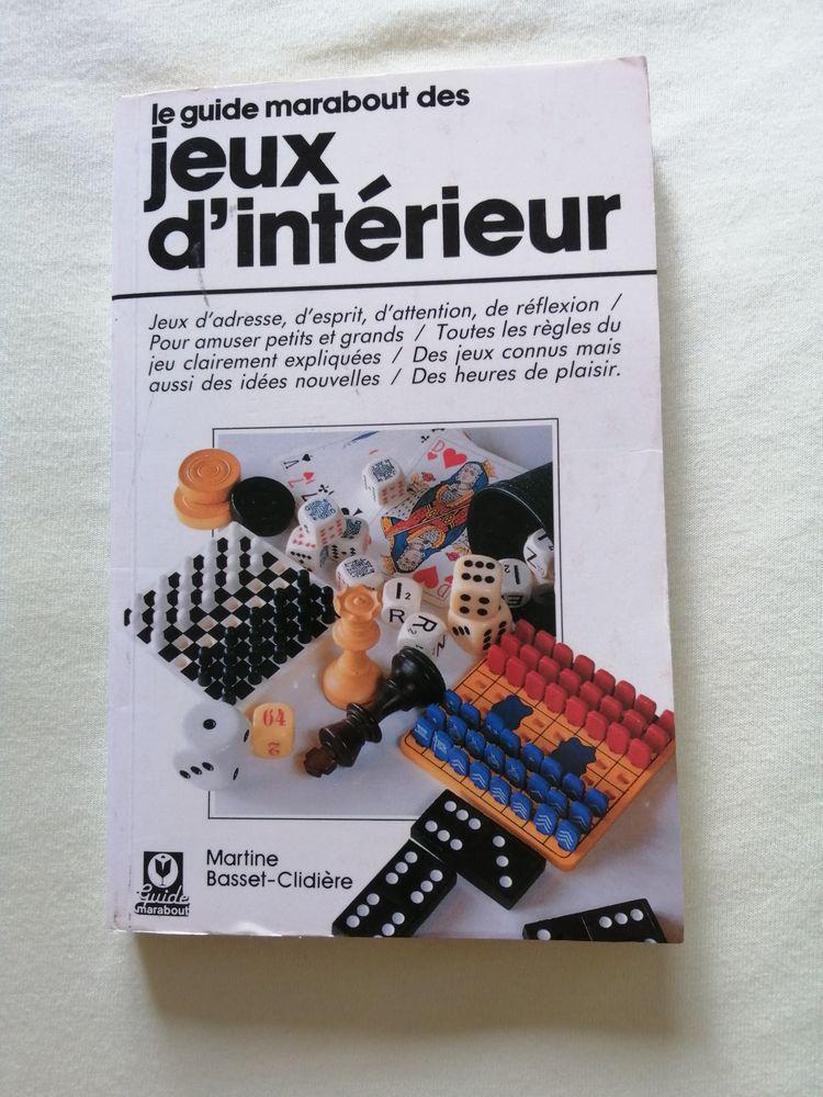 LIVRE JEU D'INTERIEUR 2 Nevers (58)