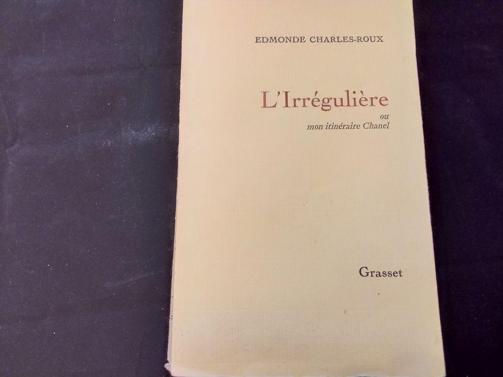 Livre, L'Irrégulière ,mon itinéraire Chanel Livres et BD