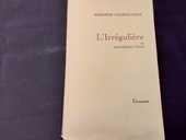 Livre, L'Irrégulière ,mon itinéraire Chanel 18 Tours (37)
