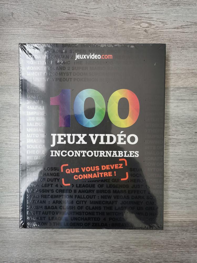 Livre 100 jeux vidéos incontournables que vous devez connaître Neuf Non Déballé 19 Valenciennes (59)