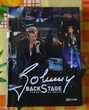 "DVD / LIVRE "" Johnny HALLYDAY "" ..BACKSTAGE 19 Decazeville (12)"