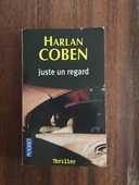 Livre   Juste un regard   Harlan Coben 4 Saleilles (66)