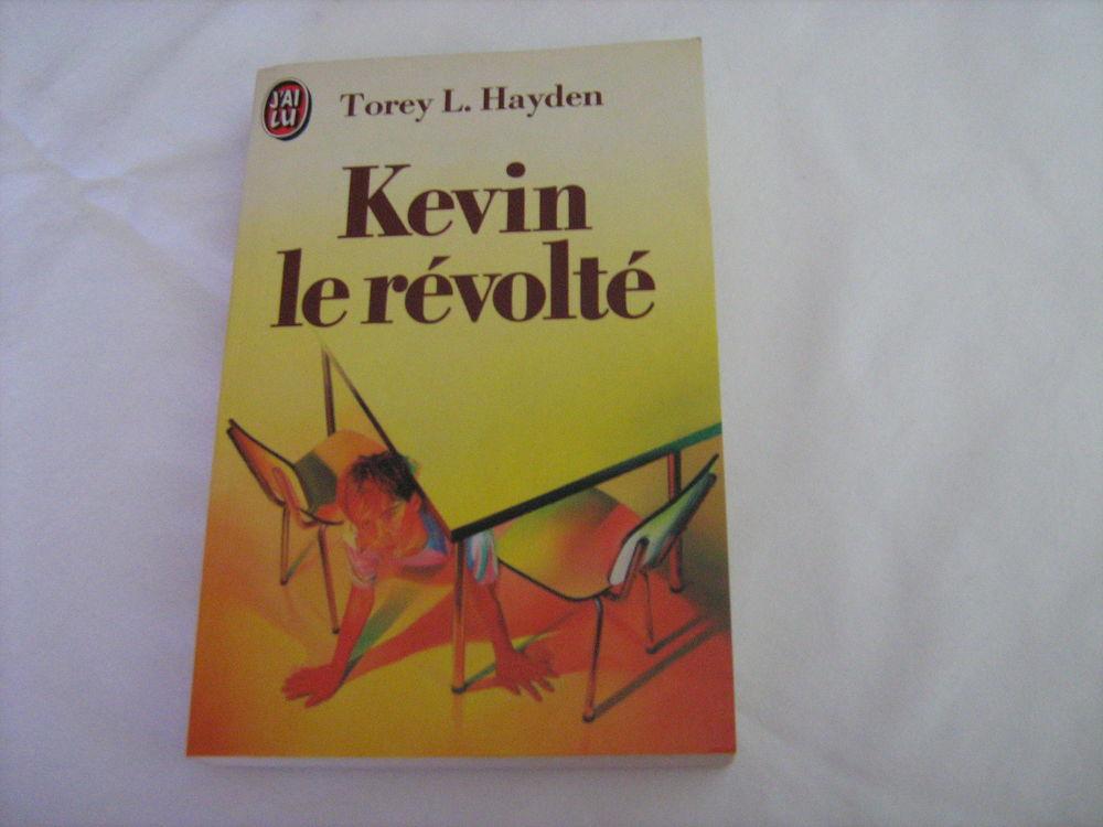 Livre Kévin le révolté Livres et BD