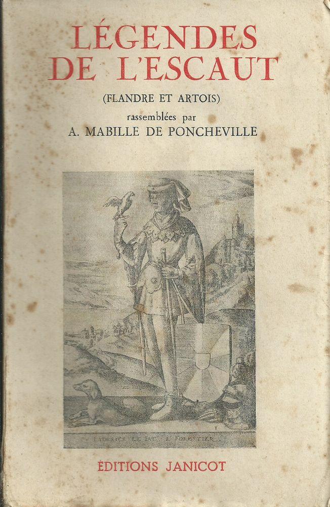 1 livre , légendes de l'escaut 1945 12 Tours (37)