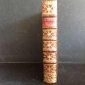 Livre  La Maison Rustique  datant de 1720 0 Fontvieille (13)