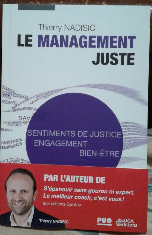 livre  Le management juste  5 Cramont (80)