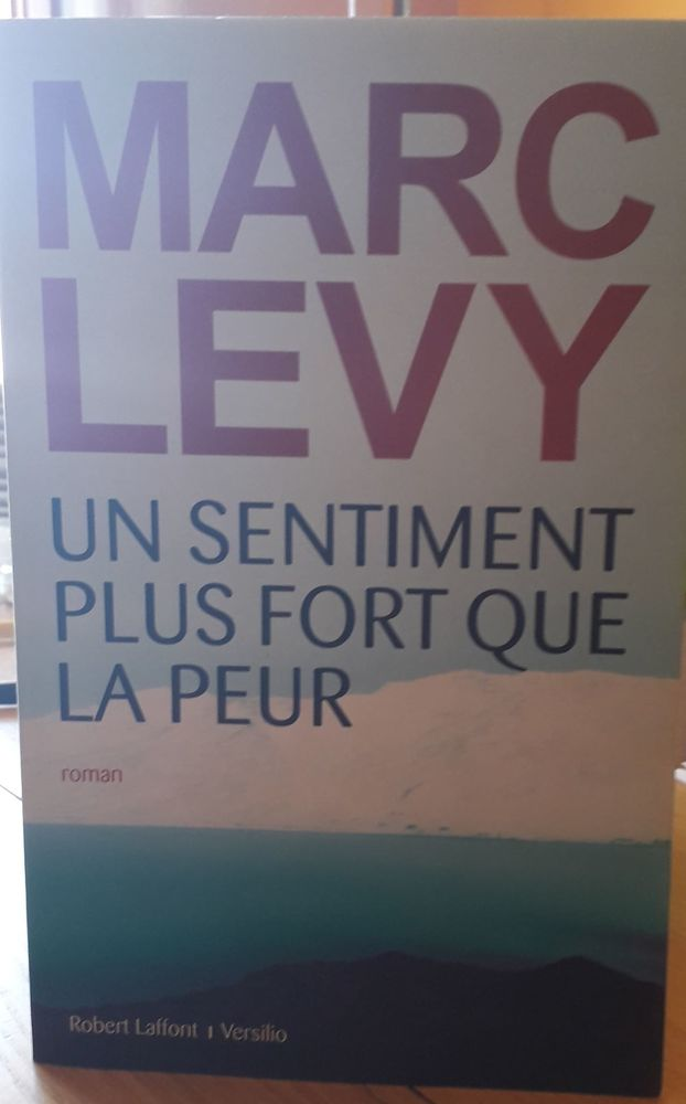 LIVRE DE MARC LEVY 5 Pelleport (31)