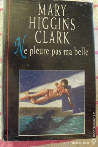 Livre de Mary Higgins Clark -Ne pleure pas 6 Goussainville (95)