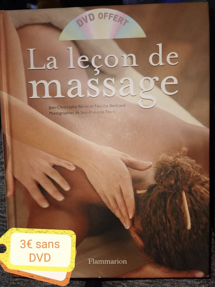 Livre massage 3 Vallauris (06)
