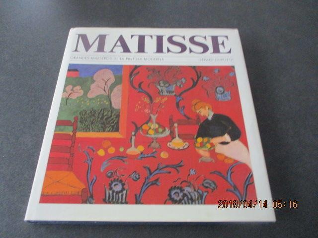 LIVRE MATISSE 25 Castres (81)
