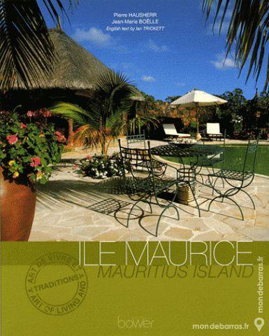 Livre sur l'Ile Maurice en anglais / français 9 Denguin (64)