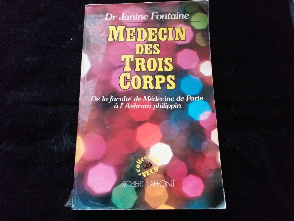 livre, Médecin des trois corps Livres et BD
