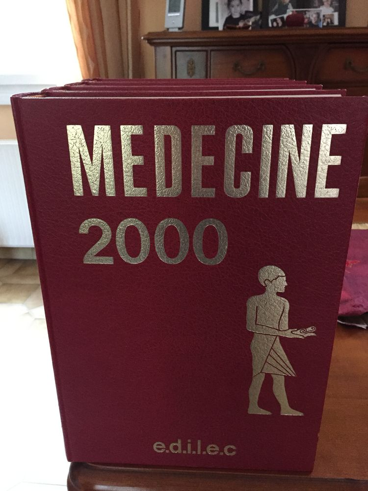 livre médecine 2000 30 Saint-Brice-sur-Vienne (87)