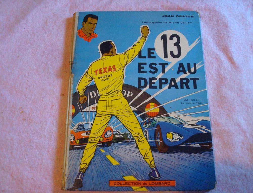 Livre BD Michel Vaillant 9 Puteaux (92)