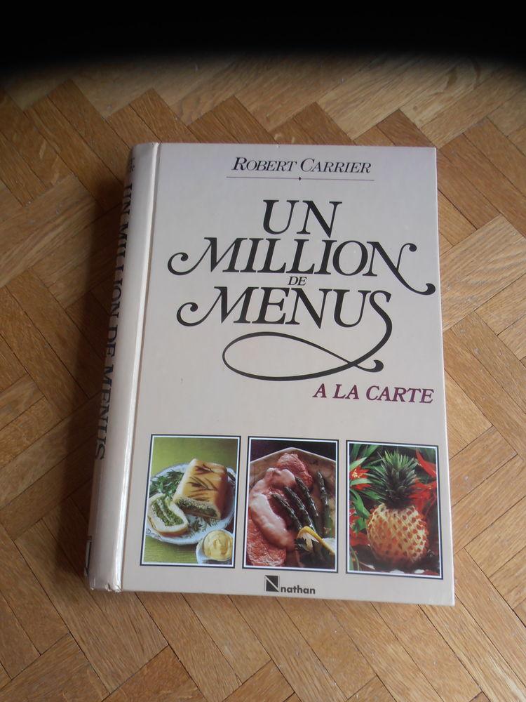 Livre   Un million de menus à la carte  (4) 12 Tours (37)
