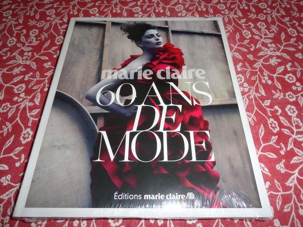 Livre 60 ans de Mode 5 Saint-Nazaire (44)