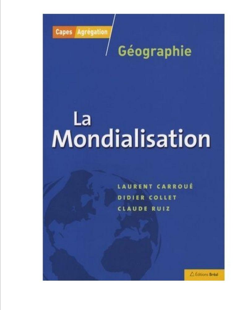 Livre la mondialisation 4 Mulhouse (68)