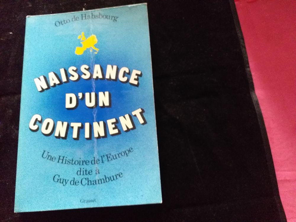 livre, Naissance d'un continent 9 Tours (37)