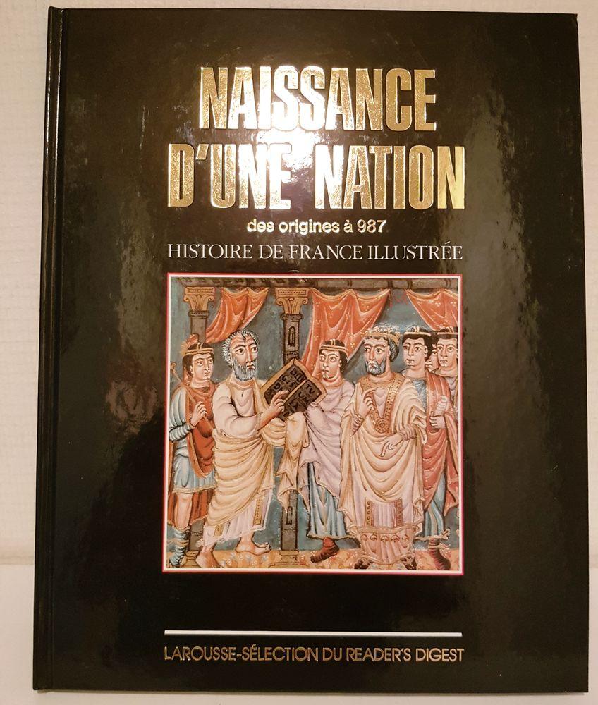 Livre  Naissance d'une Nation  7 Saint-Mandé (94)