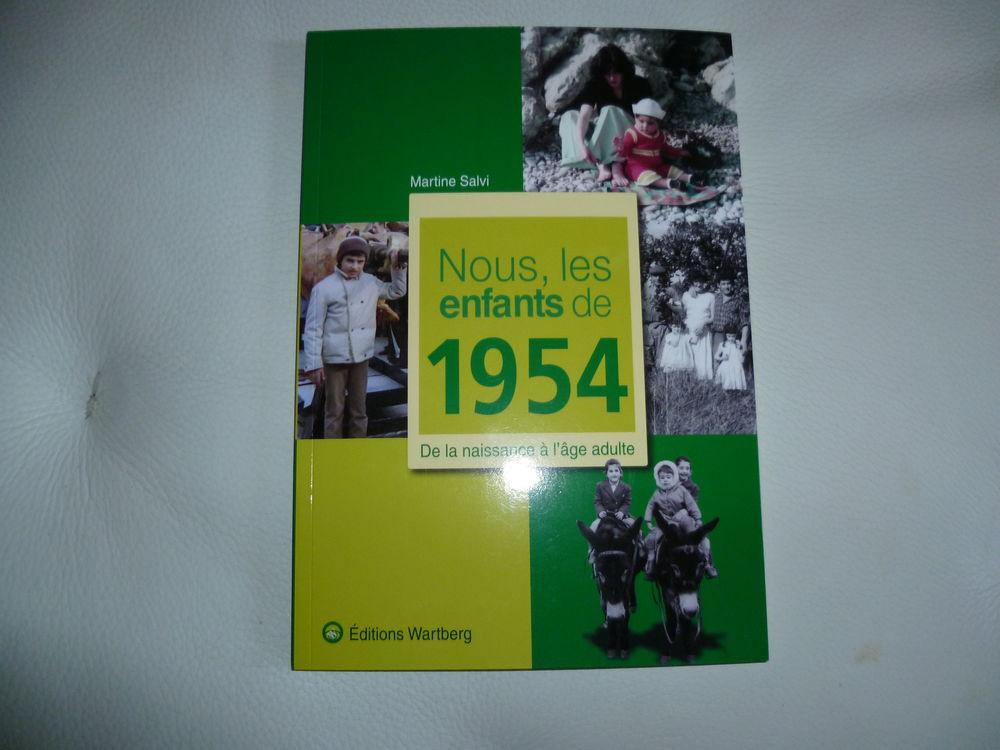 livre      NOUS LES ENFANTS DE 1954    10 Cuise-la-Motte (60)
