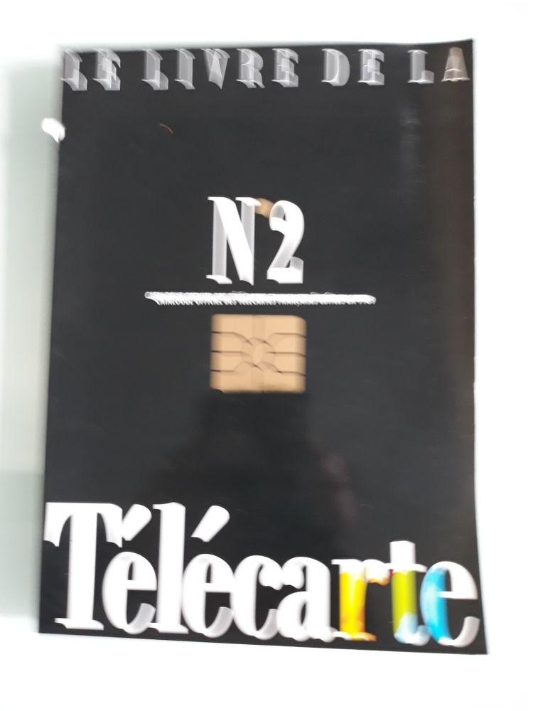 livre numero 2 officiel des telecartes 30 La Ciotat (13)